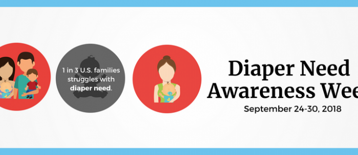 Diaper Need Awareness Week 2018
