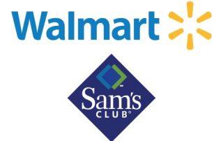 Walmart Sams Club logo