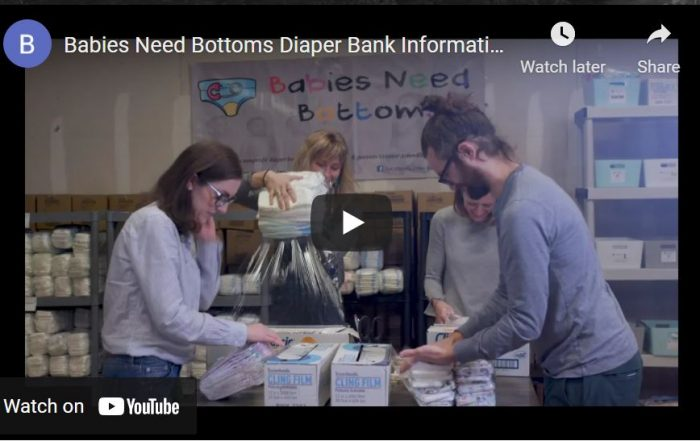 Babies Need Bottoms Informational Video